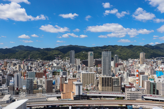 神戸の街並みイメージ
