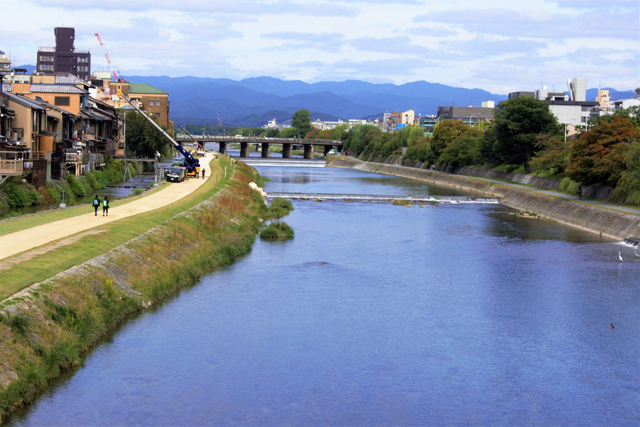 京都の気候イメージ