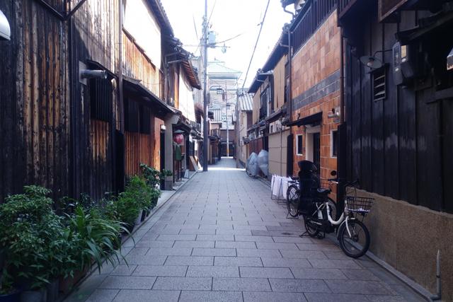 京都の街並みイメージ